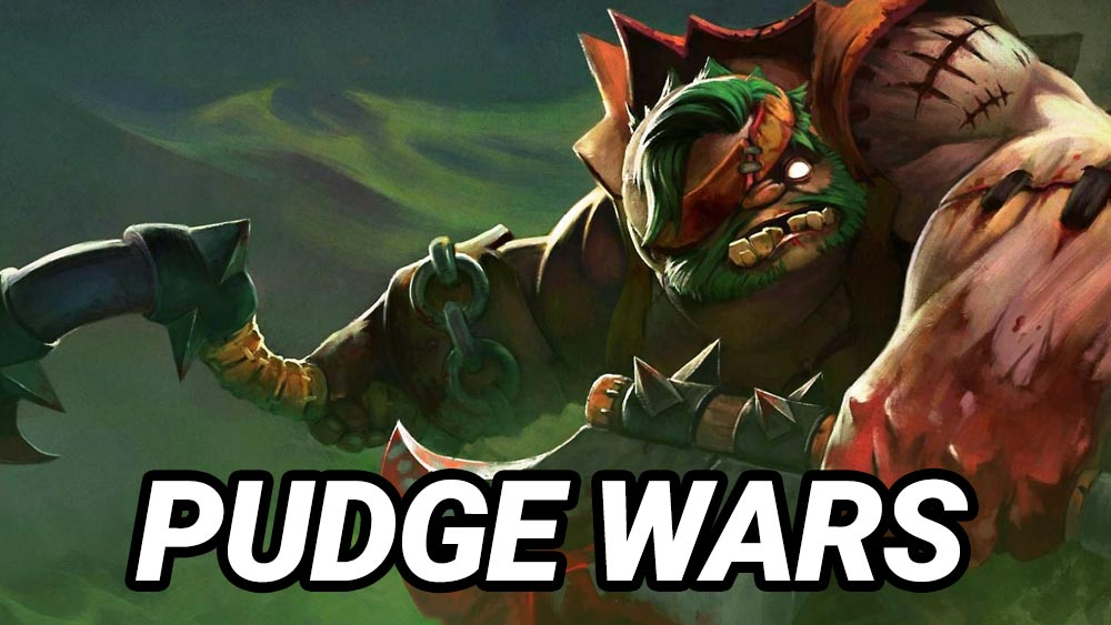Dota 2 Pudge Wars
