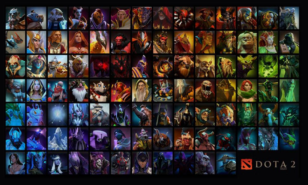 How Many Heroes Are Playable In Dota 2 New Heroes