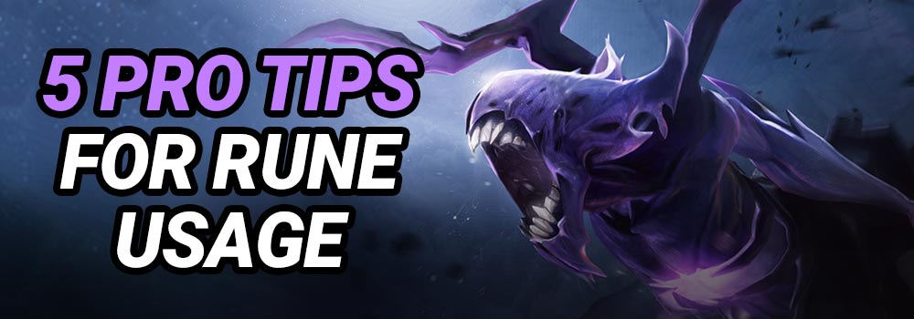 Rune Tips and Tricks