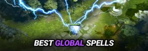 List of all Dota 2 Global Abilities (COMBOS) + Best AOE Spells