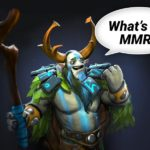 Dota 2 How to see MMR