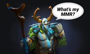 How can I see my MMR in Dota 2? (2020)