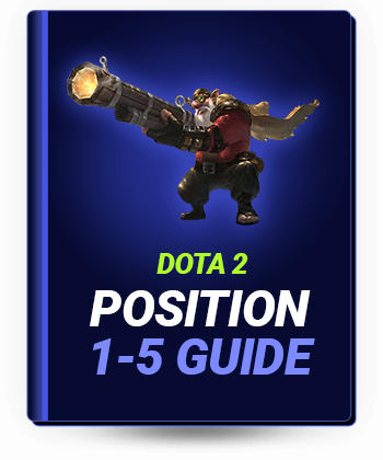 Dota 2 Position Guide Book