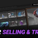 Dota 2 Selling and Trading