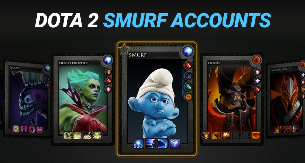 Dota 2 Smurf Accounts