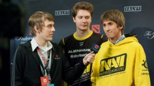 former captain of Na'Vi