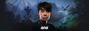 Dota 2 Pro:  Ana - The Hard Carry of Team OG