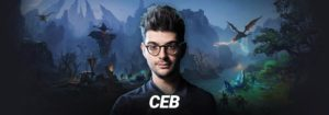 "Dota 2 Pro Ceb aka ""7ckngMad"" - The Cute Looking Mastermind"
