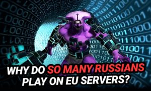 Dota 2: Why do so many Russians play on EU Servers? (Opinion)