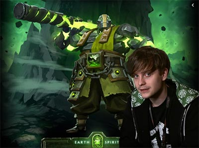 Jerax Earth Spirit