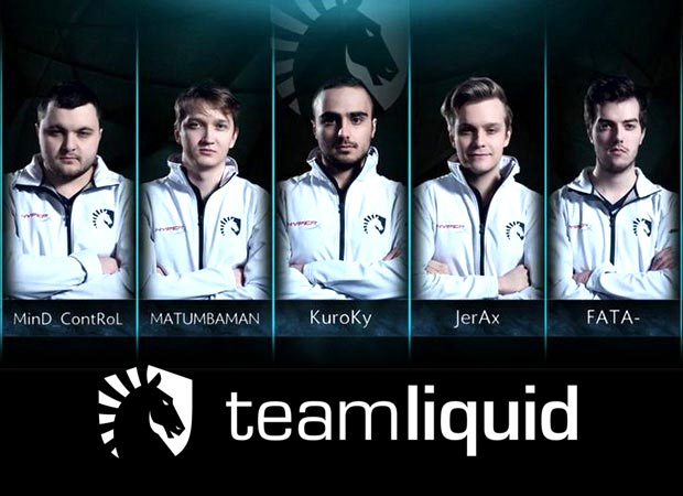Jerax Team Liquid