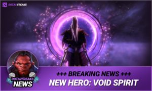 New Dota 2 Hero: Void Spirit Introduction (Coming After TI9)