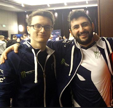 Team Liquid GH and Miracle