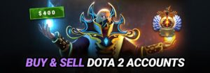 Sell & Buy Dota 2 Accounts - How much is my Acc worth?