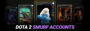 Dota 2 Smurf Accounts - Why are there so many Smurfs in Dota 2?