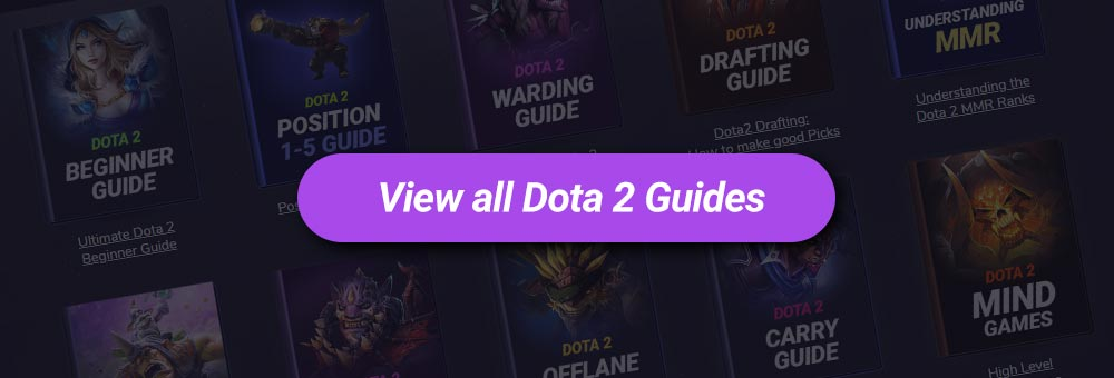 All Dota 2 Guides