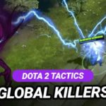 Dota 2 Tactic Global Killers