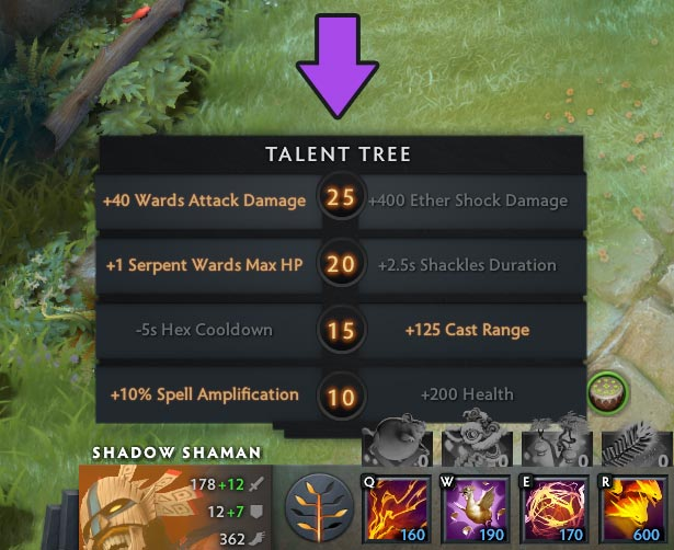 Shadow Shaman Talent Tree