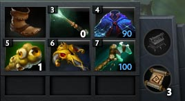 Dota 2 Support Items