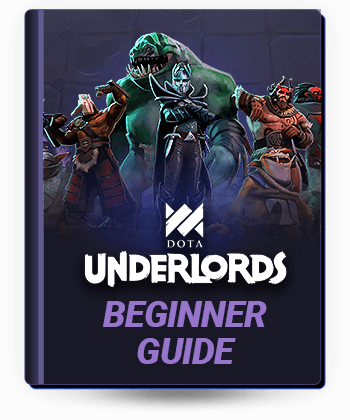 Dota Underlords Beginner Book