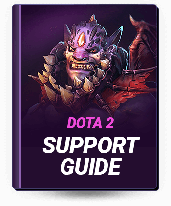 Dota 2 Support Guide Book