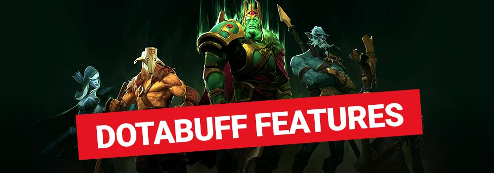 Dotabuff Top Features