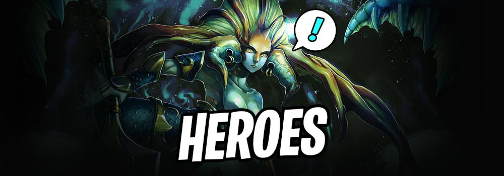 Hero Combos with Naga