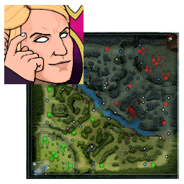 Map Changes and Wards