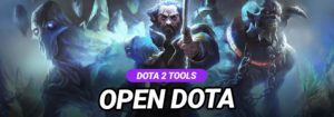 OpenDota - Simple Guide how to use the Dota 2 Data Platform