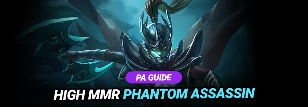 Dota 2 Phantom Assassin Hero Guide