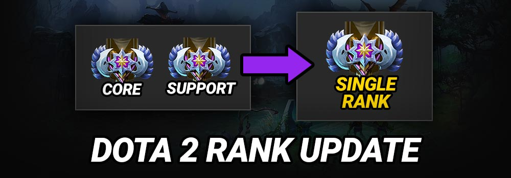 Dota 2 Ranks Update